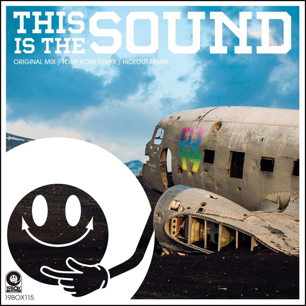 DJ19 / THIS IS THE SOUND