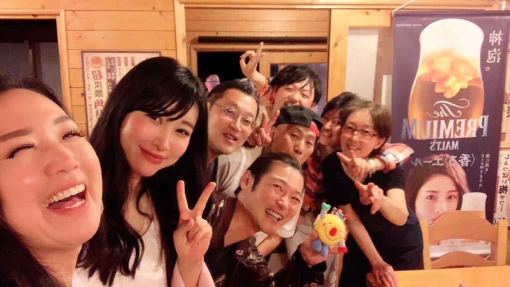 オニツカサリー×原田英明 LIVE Vol.1.2@ママのごはん