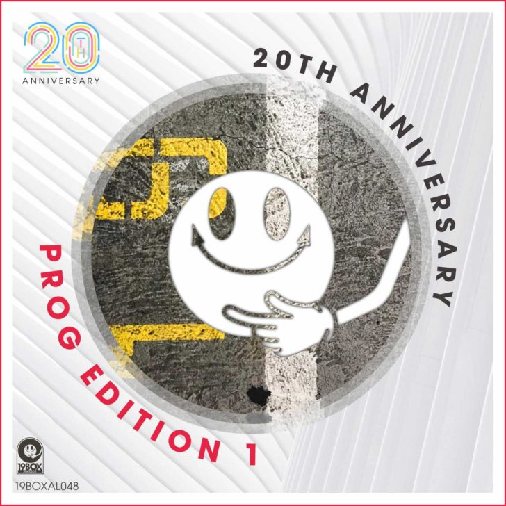『V.A/ 20TH ANNIVERSARY PROG EDITION 1