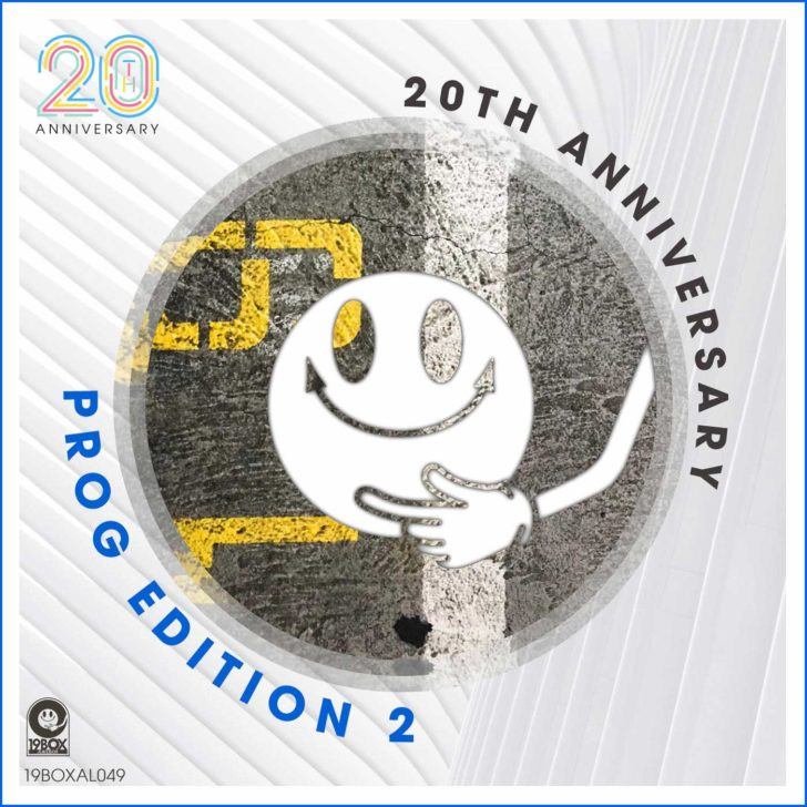 『V.A/ 20TH ANNIVERSARY PROG EDITION 2』